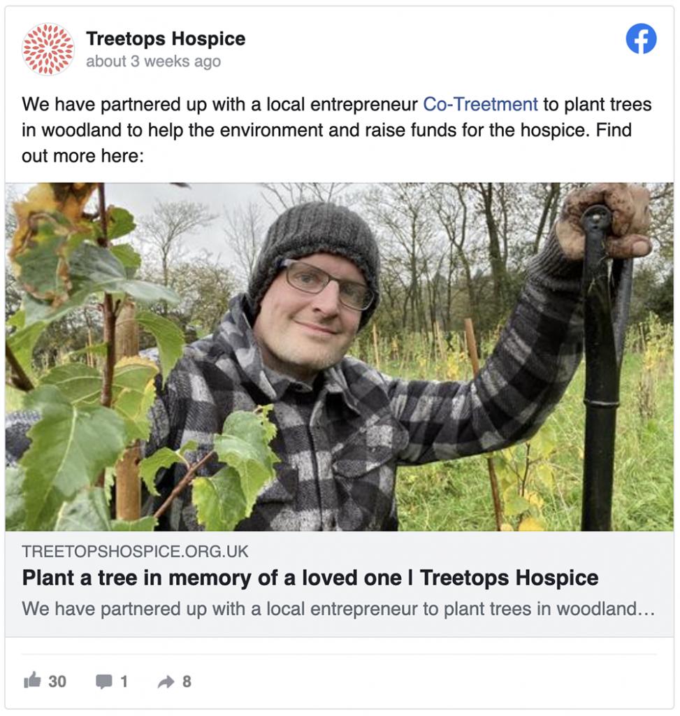Treetops hospice facebook